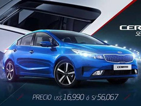 Kia Cerato - Rio - Financiamiento Vehicular