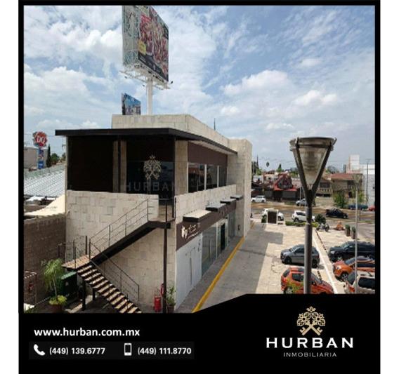 Hurban Renta Local Comercial En Plaza Al Norte De La Ciudad.