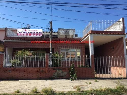 Santa Eugenia/nova Iguaçu. Casa 3 Quartos, Quintal, Terraço E 2 Vagas De Garagem - Ca00631 - 34232488