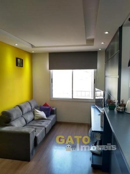 Apartamento Para Venda Em Cajamar, Portais (polvilho), 2 Dormitórios, 1 Banheiro - 18217_1-1072162
