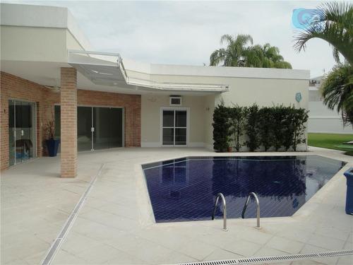 Imagem 1 de 24 de Casa À Venda, Condomínio Jardim Acapulco - Guarujá - Ca1410