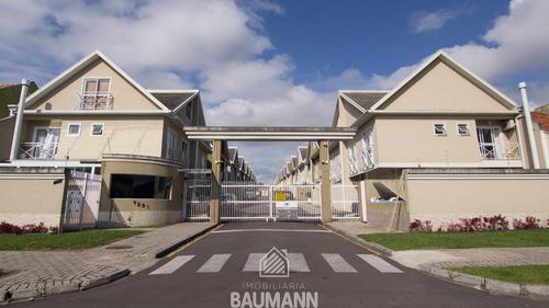 Sobrado Com 3 Dormitórios, Sendo 1 Suíte À Venda, 94 M² - R$ 550.000,00 - Xaxim!!! - 99847