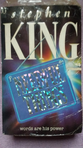Livro Trocas Macabras (needful Things) Stephen King