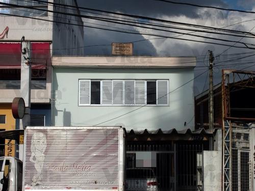 Casa Comercial Para Locação Em Jardim Das Flores  -  Osasco - 21246