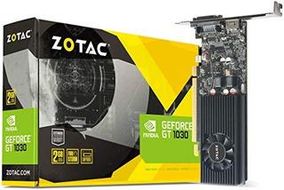 Zotac Zt-p10300a-10l Nvidia Geforce Gt 1030 2gb Gddr5 Dvi /