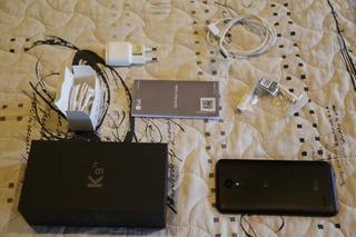LG Lmx210bmw : Smartphone LG K9 Com Tv Digital Dual Chip