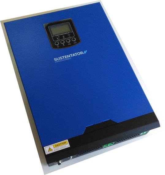 Inversor Cargador Solarbat 3000 Watts Mppt 24v 60a