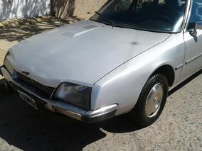 Citroën Cx Pallas 2400 1980