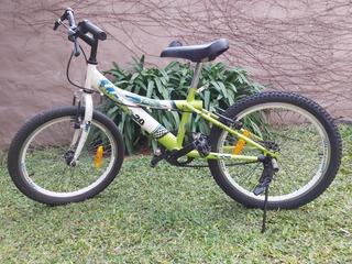 Bicicleta Niño Rodado 20 Aurora