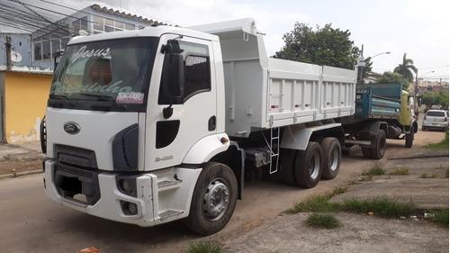 Caminhão Caçamba 2422 2011