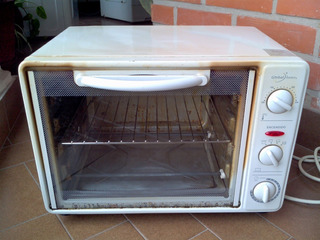 Horno Eléctrico Grill Global Home Gh-1500
