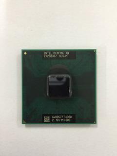 Processador Para Notebook Intel Pentium T4300
