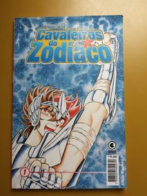 2 Mangás Cavaleiros Do Zodiaco Editora Conrad 1 E 2