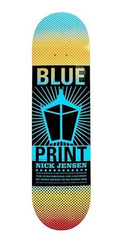 Tabla De Skate (solo Deck) Blueprint 8.25 (varios Diseños)