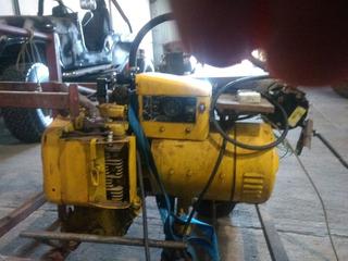 Grupo Electrógeno, Generador Electrico Naftero Y A Gas