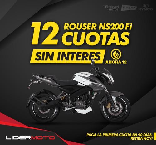 Bajaj Rouser 200 Ns Fi Okm La Plata !!!no Twister 250 Ys 250