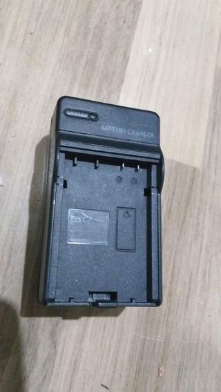 Carregador Bateria Camera Digital Canon