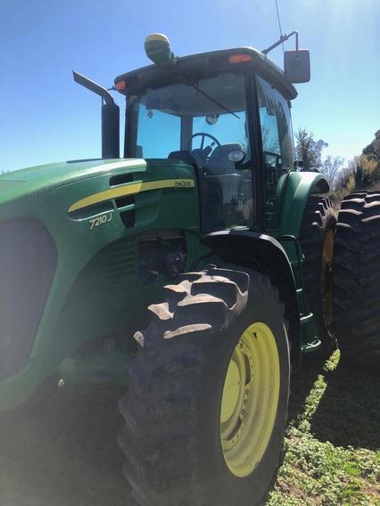 Tractor Jd 7210j 2013
