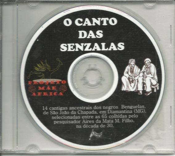 Cd O Canto Das Senzalas