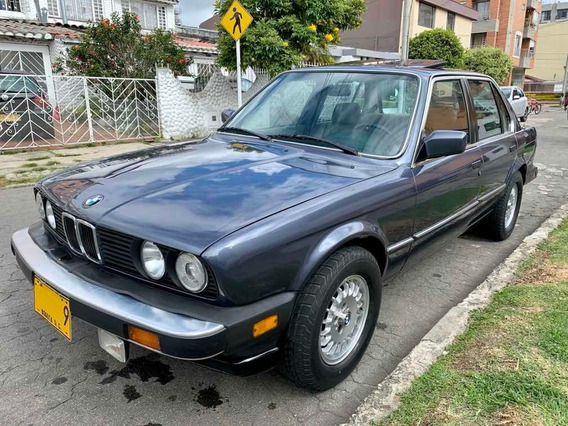 Bmw Serie 3 318i 1800cc Mt 1985