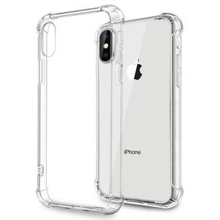 Capa Case Tpu Transparente iPhone Xs
