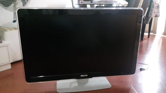 Tv Lcd Philips Ambilight 42 Polegadas - 42pfl7803d/78