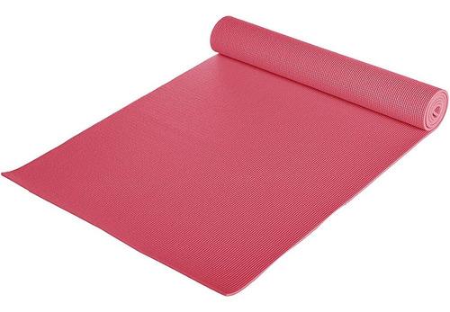 Colchoneta Alfombra Yoga Pilates Gimnasia 5mm 173x61cm Febo