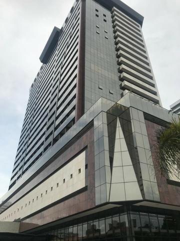 Excelente Sala Comercial, Andar Alto. - Sa0299