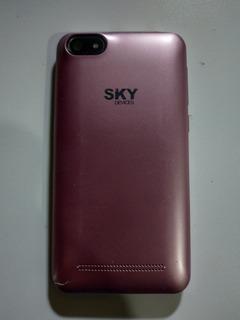 Celular Sky Devices Platinum 4.0, Só Touch Ruim