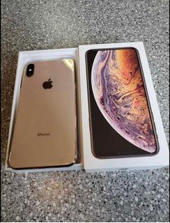 iPhone XS Max (dorado)