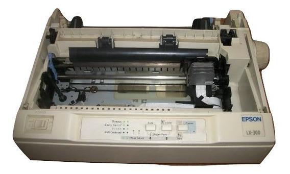 Impressora Matricial Epson Lx 300 Para Tatuagem