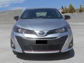 Toyota Yaris 1.5 5p S Mt 2018 Plata