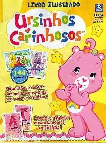 Ursinhos Carinhosos - Album De Figurinhas Completo