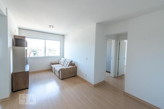 Apartamento No 18º Andar Com 2 Dormitórios E 1 Garagem - Id: 892947481 - 247481