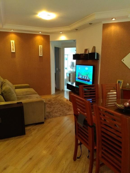 Apartamento À Venda, 78 M² Por R$ 320.000,00 - Nova Petrópolis - São Bernardo Do Campo/sp - Ap1382