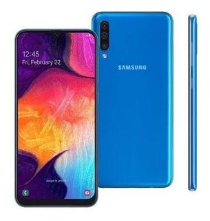 Celular Samsung A50 64gb + 4 Ram A505g 6.4p (várias Cores)