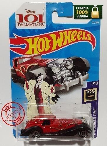 Cruella De Vil - Hot Wheels 2018 (p26)