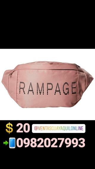 Canguro Marca Rampage 100% Americano