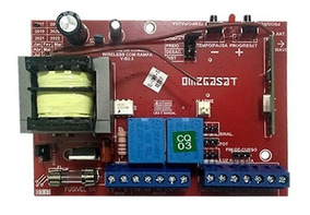 Central Para Motor Eletrônico Universal Omegasat 433mhz