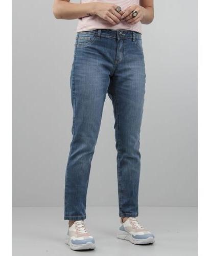 Calça Jeans Feminina Calça Feminina Skinny Tng - Promoção