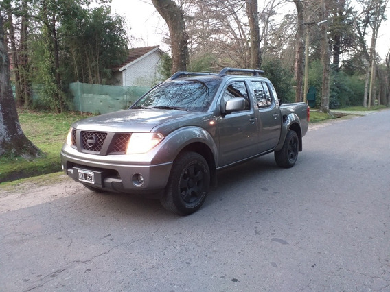 Nissan Frontier 2.5 4wd Attack 5at May13 2013