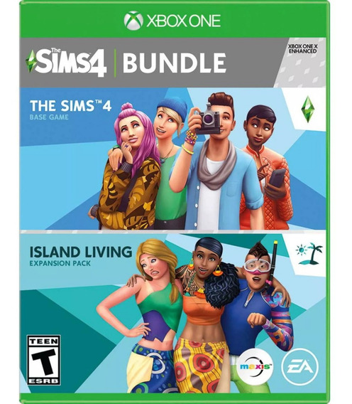 ..:: The Sims 4 Island Living Bundle ::.. Xbox One Gamecente