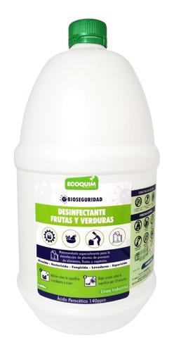 Desinfectante De Frutas Y Verduras Gal - L a $2725