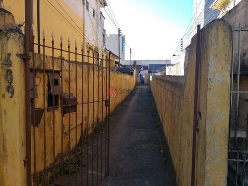Oportunidade  De Terreno Plano De 811 Mts No Tatuapé.  - Af21421