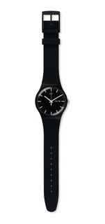 Reloj Swatch Unisex + Fecha Analogo Importado Ultimo Modelo
