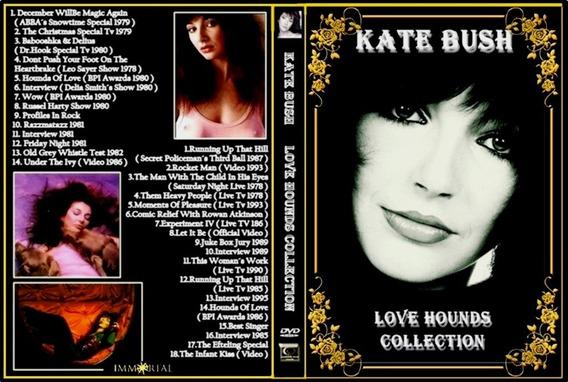 Dvd Kate Bush Video Collection - Música no Mercado Livre Brasil