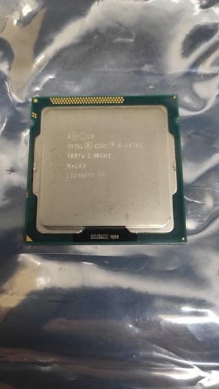 Processador Intel I5 3470s 2.90 Ghz 3.60ghz 6mb Socket 1155