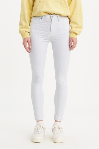 Jean Levi's Mujer 721 Highrise Skinny Jeans