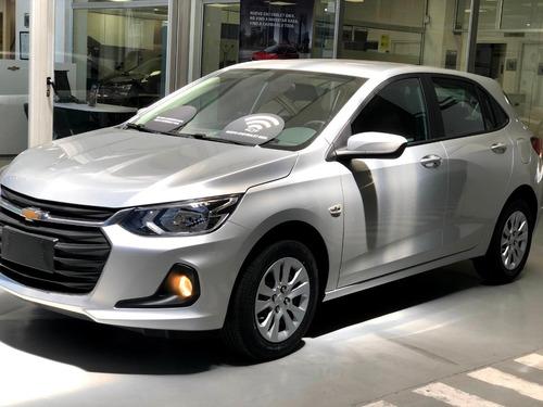 Nuevo Chevrolet Onix 1.2 En Cuotas 100 % Forest Car Balbin#5