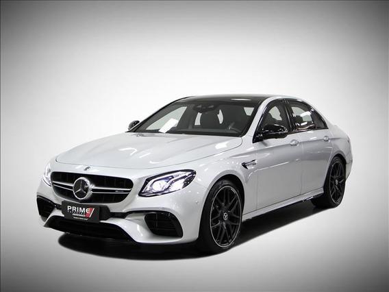 Mercedes-benz E 63 Amg Mercedes-benz E63 S Amg Blindado Cart